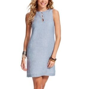 NWT Island Company Linen Castaway Shift Dress